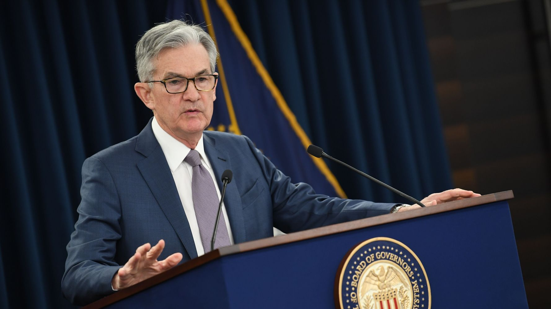Federal Reserve Chair Contradicts Trump: Curbing Coronavirus Is 'First Order Of Business'