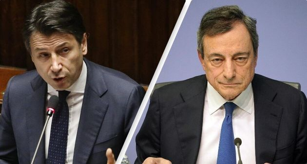 Conte/Draghi