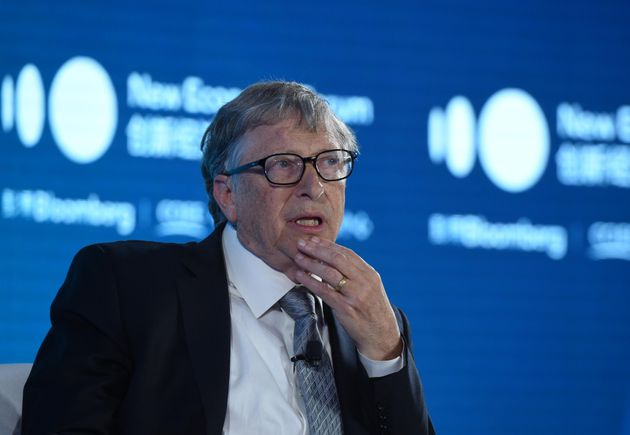 Microsoft co-founder Bill Gates has donated far less to coronavirus efforts than he would pay under a...