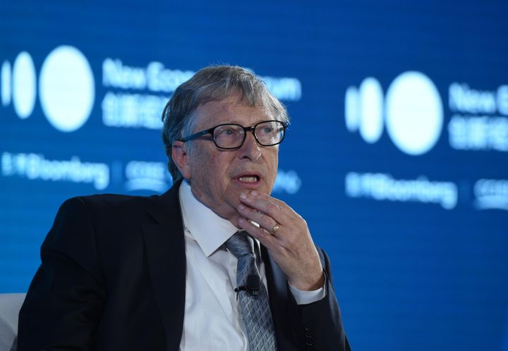 Microsoft co-founder Bill Gates has donated far less to coronavirus efforts than he would pay under a wealth tax.