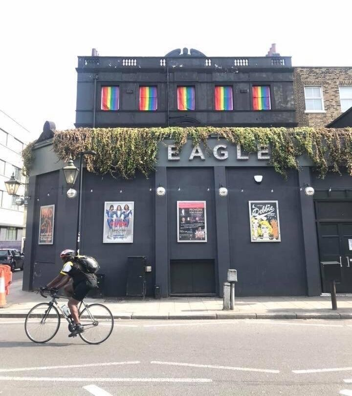 The Eagle in