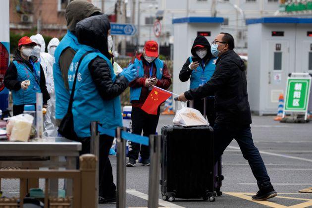 China cierra sus fronteras a extranjeros desde este