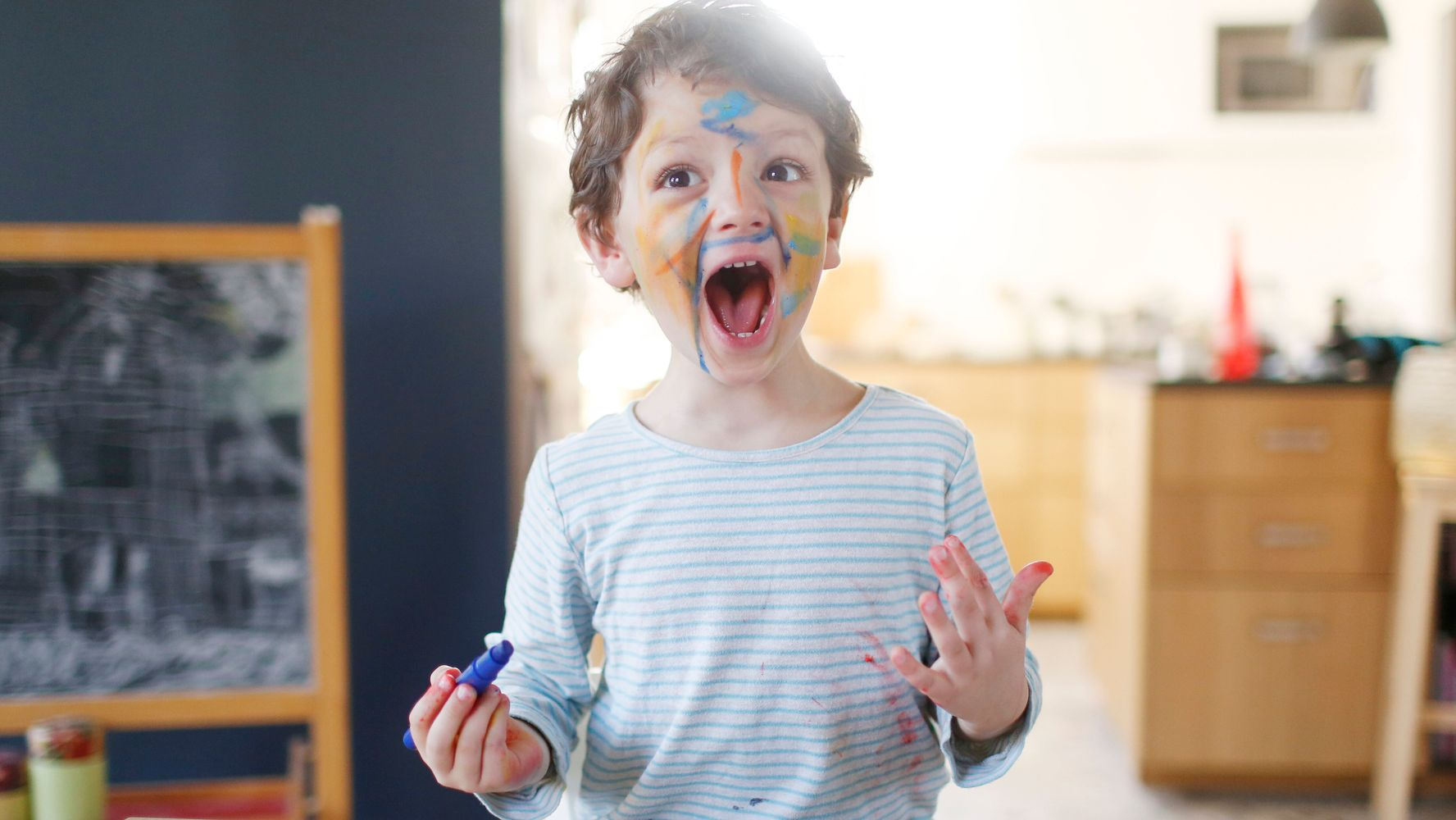20-Minute Or Less Activities For Kids During Self-Isolation