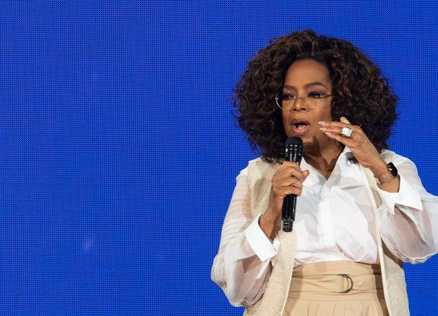 Oprah Winfrey posta il video di un medico italiano.