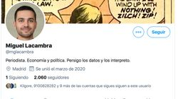 ¿Quién es Miguel Lacambra y por qué ha sido 'trending topic' en plena crisis del