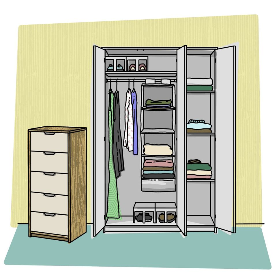 INSTRUCCIONES PARA… Montar el dormitorio de tus