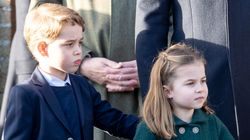 Prince William And Kate Middleton's Kids Thank COVID-19