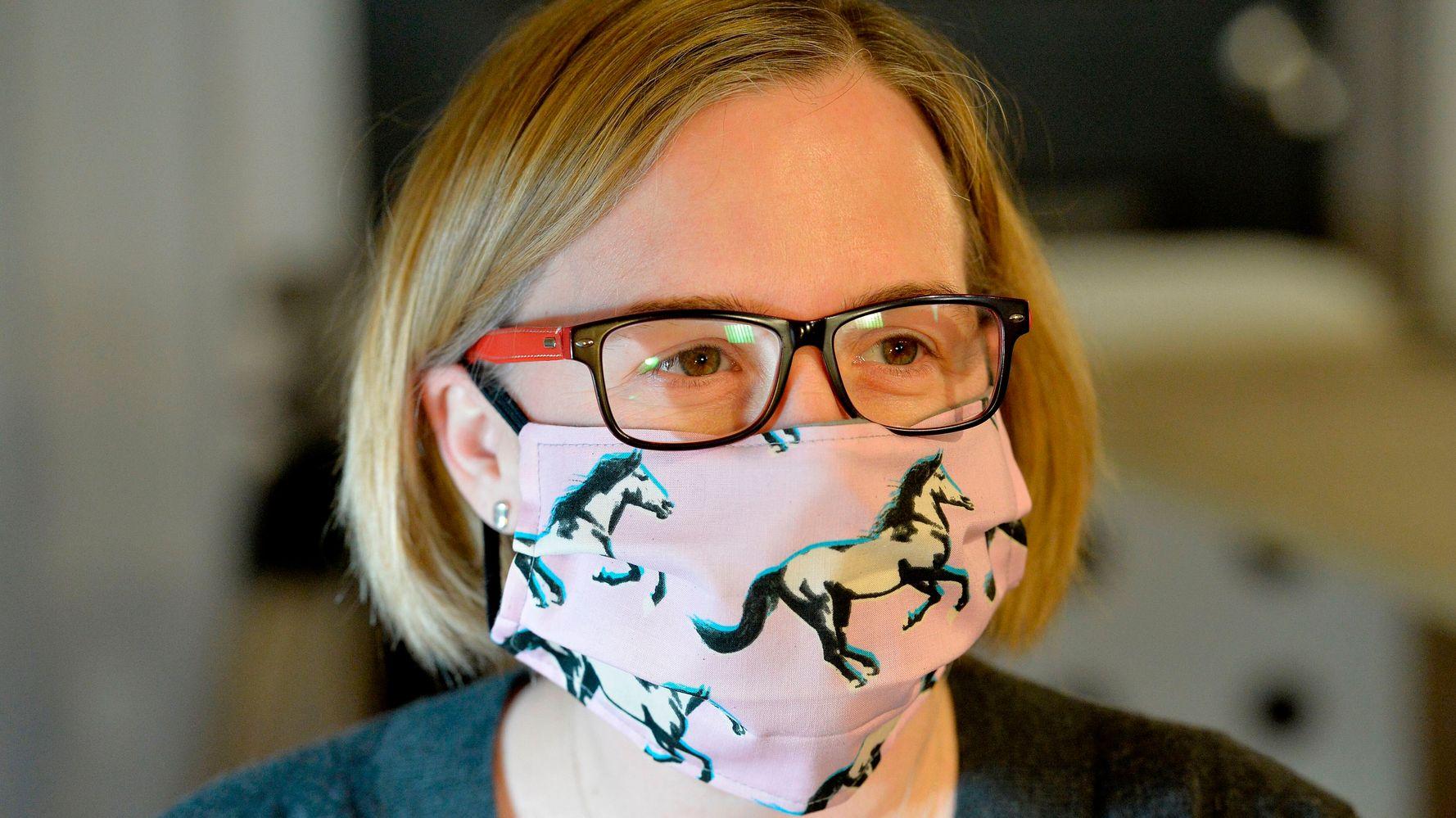 DIYのフェイスマスクはCOVID-19リスクを下げません。何に使うべきですか?