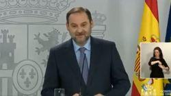 Un exinternacional español revienta contra Ábalos por este vídeo: