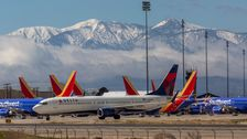 Coronavirus Pandemic Alters Cancellation Policies For U.S. Airlines