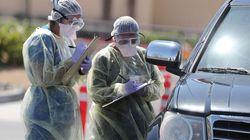 EEUU supera a China y ya es el país con más casos de coronavirus en el