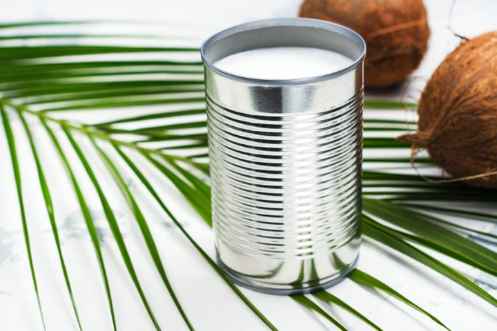 Canned coconut milk can add a ton of flavor and richness to just about any savory recipe.