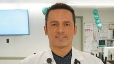 COVID-19 Kills Krankenpflege-Supervisor Im Krankenhaus, Wo Krankenschwestern Festgestellt Mangelnde Versorgt
