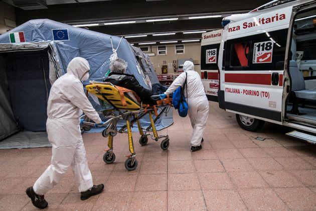 Itáliatem ao menos 8.165 mortes e mais de 62 mil casos