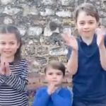 Prince George, Prince Louis And Princess Charlotte Made The Cutest Video For Health