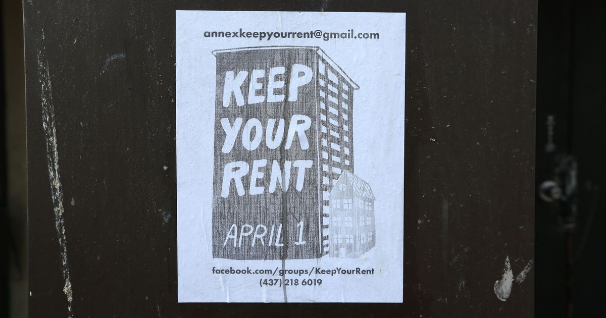 4月1日が近づくにつれ、住宅テナント、家主に圧力がかかる