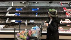 アメリカでスーパーの食料品に咳をかけた女性、テロ脅迫容疑で逮捕される。約380万円分が廃棄処分