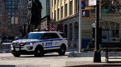 미국에서 '사회적 거리두기' 단속에 경찰이 투입되고