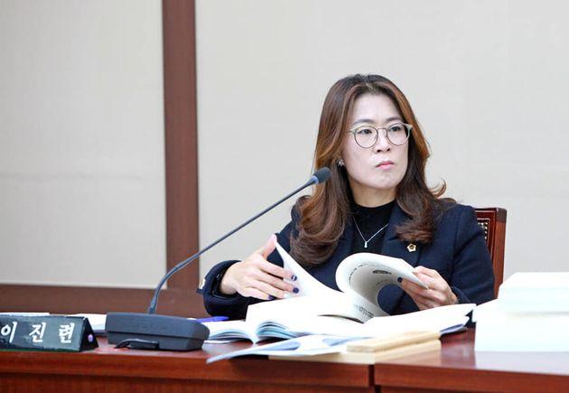 대구시의회 더불어민주당 소속 이진련(비례)