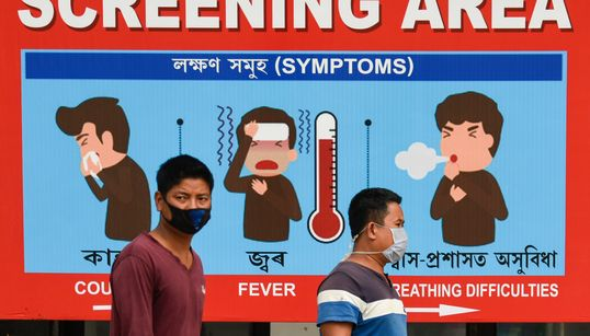ICMR's Coronavirus Study Too Small To Rule Out Community Spread: Govt Task Force
