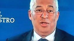El discurso del primer ministro de Portugal sobre el coronavirus que emociona en