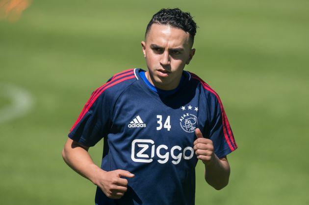 Abdelhak Nouri n'avait que 20 ans quand il a été fauché par un arrêt cardiaque....