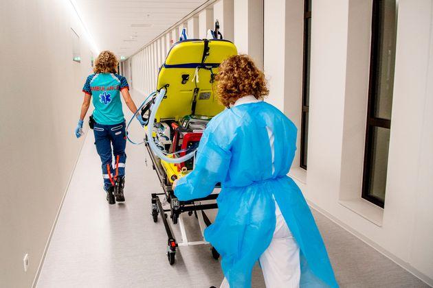 Un hospital de la provincia de
