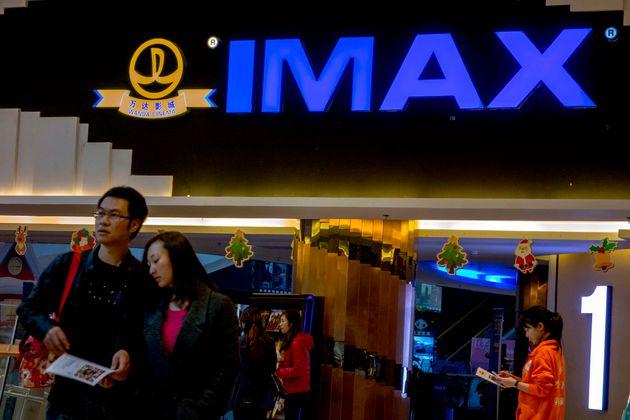 Entre 700 et 800 salles de cinémas seront ouvertes en Chine ce