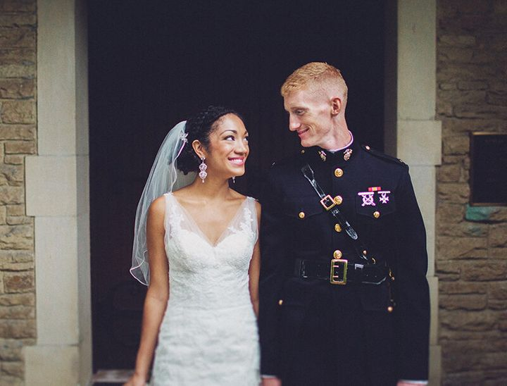 Ryan and Noelle Boyer are married August 2013.