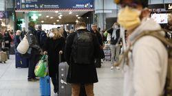 Identifiés par leur téléphone, plus d'un million de Franciliens ont quitté leur région pour le