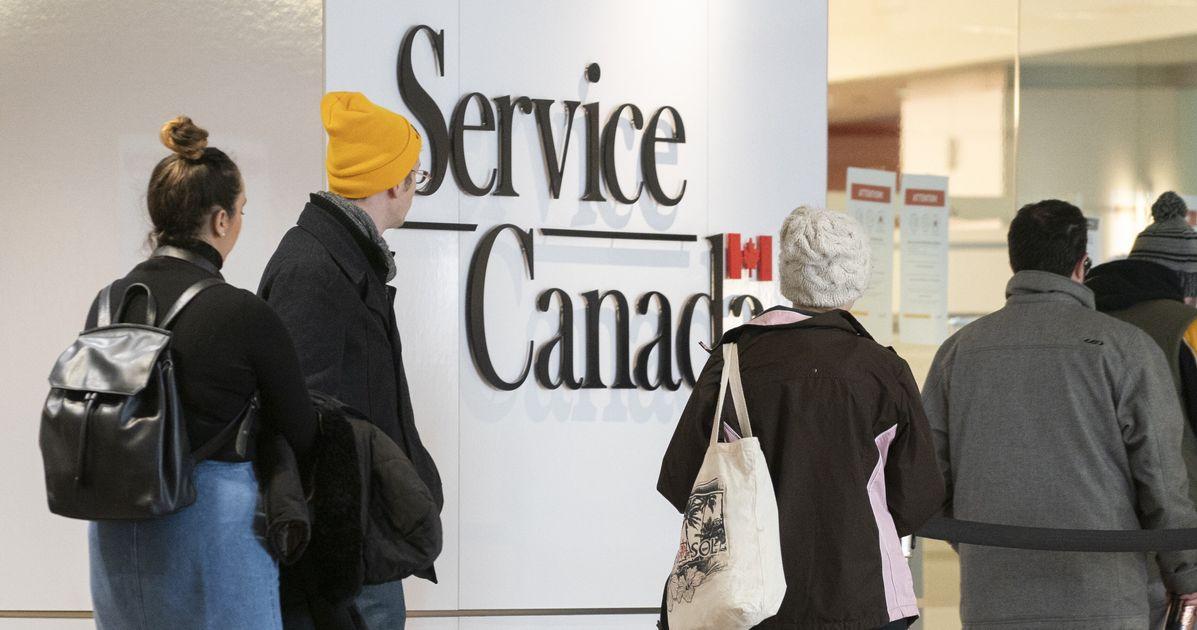 Service Canadaは、COVID-19の心配のため、300を超えるオフィスにドアを閉めました