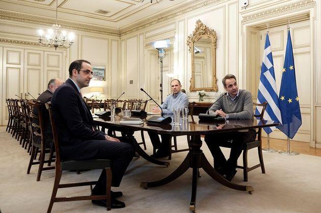 Μητσοτάκης για Εβρο: «Η μάχη για την προστασία των συνόρων