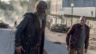 Ryan Hurst as Beta, Mark Sivertsen - The Walking Dead _ Season 10, Episode 14 - Photo Credit: Jackson Lee Davis/AMC
