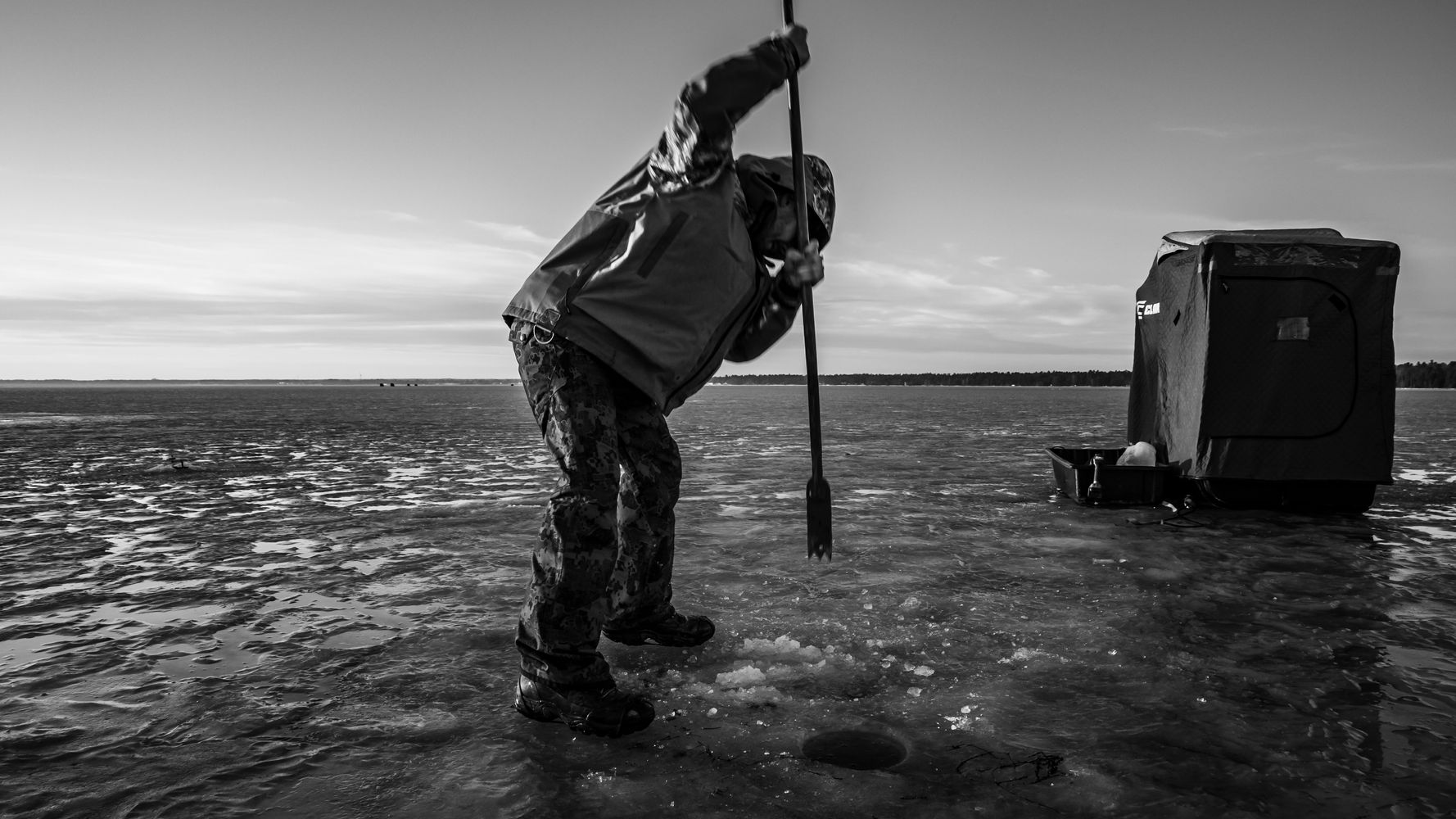 The End Of Ice Fishing