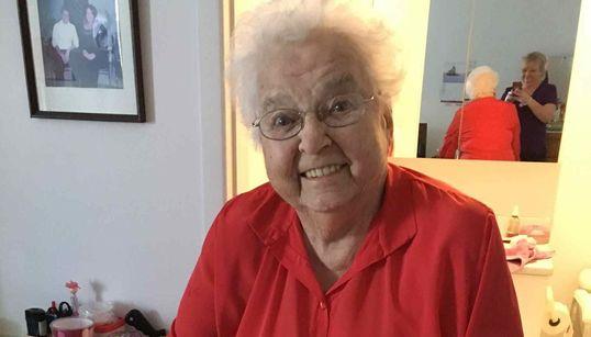 Ma mère de 98 ans est en CHSLD. Ne pas pouvoir la visiter me brise le