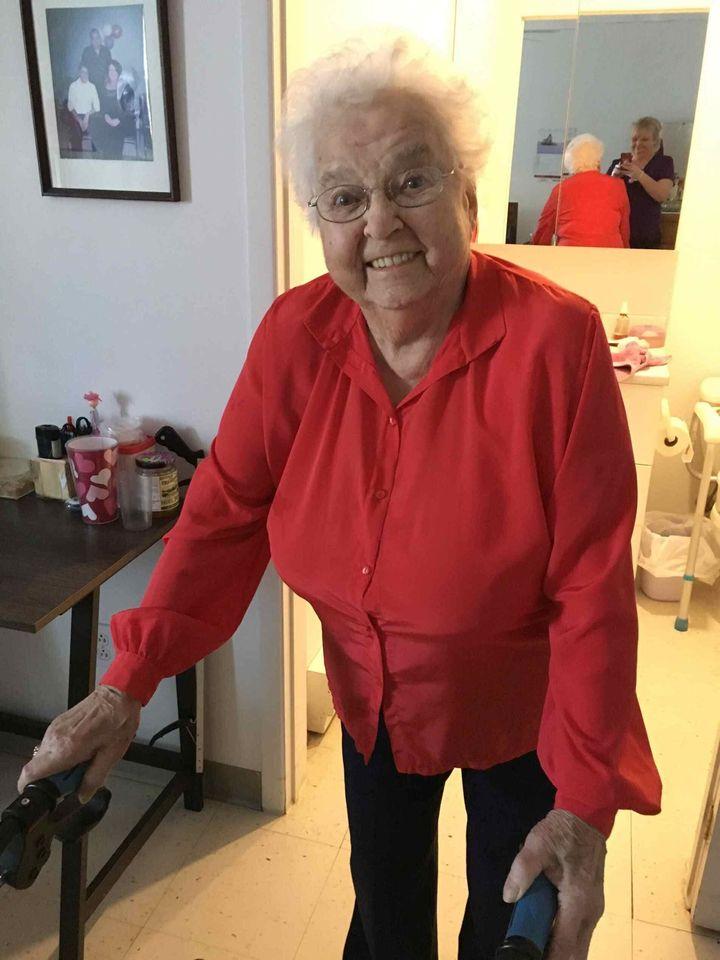 Emiliane, 98 ans