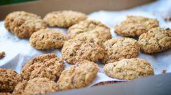 Cuatro recetas fáciles de galletas