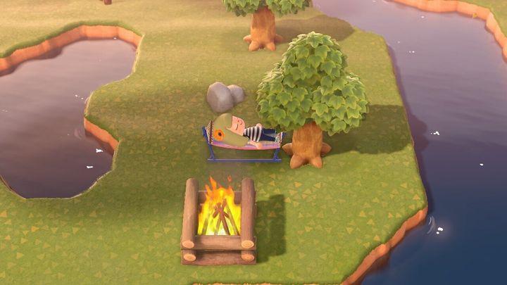 Ma vie très difficile dans Animal Crossing.