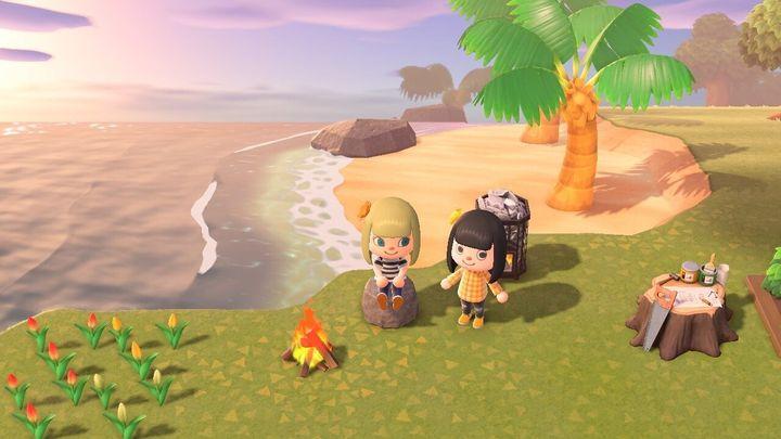 Être chez soi mais admirer en même temps le coucher de soleil à la plage en bonne compagnie.