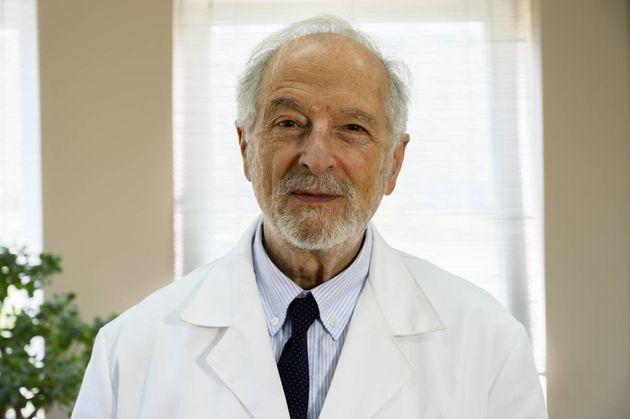 Luis Enjuanes, en el Centro Nacional de