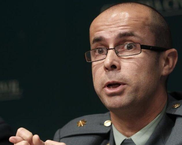 Fallece el jefe del GAR de la Guardia Civil por
