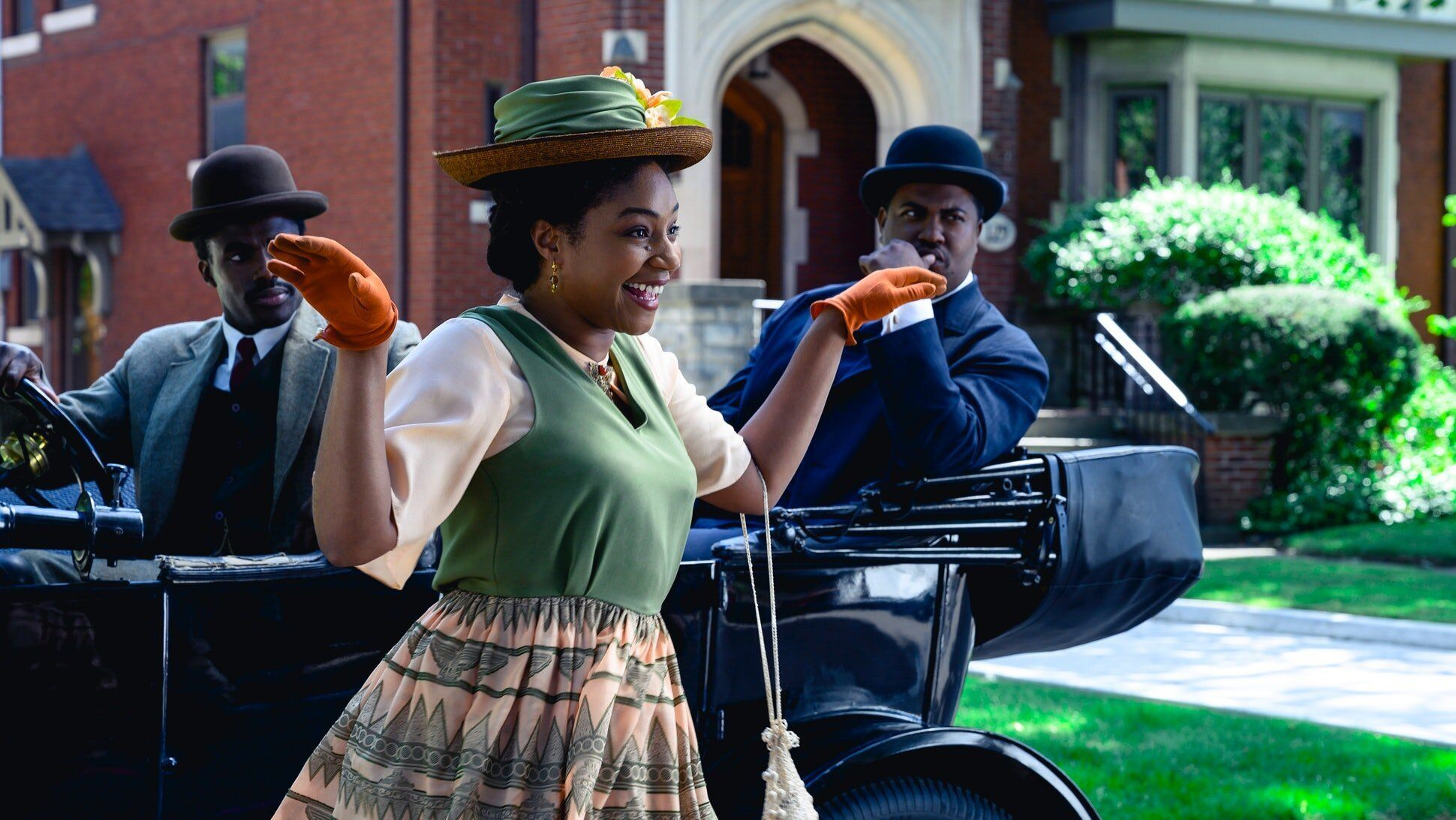 "Tiffany Haddish in ""Self Made: Inspired by the Life of Madam C.J. Walker."""