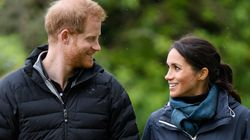Prince Harry And Meghan Markle Officially Step Back From UK Royal Family