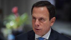 Doria: 'O Brasil precisa discutir quem vai ser o fiador das mortes' por
