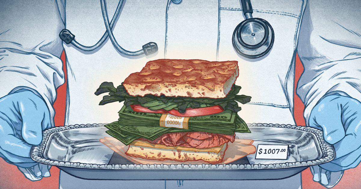 ヘルスケアの「$ 1,007サンドイッチ」に関するベーシックインカムの教訓