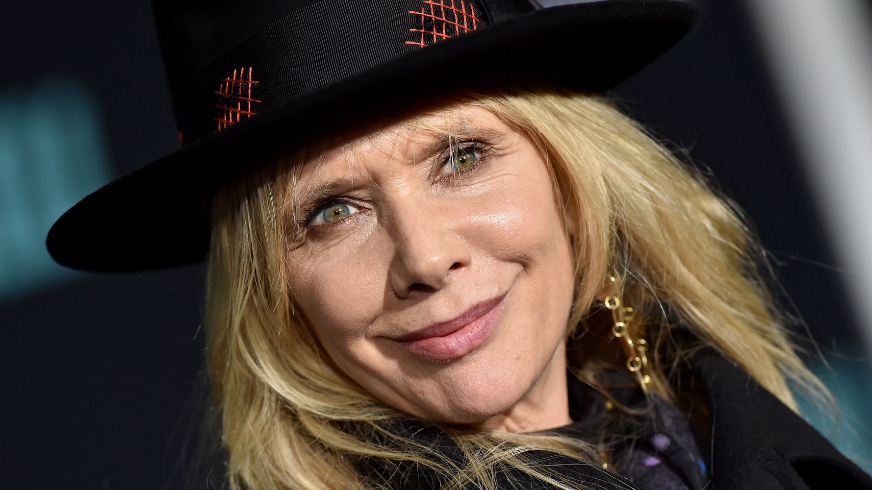 Rosanna Arquette On Losing Her 'Desperately Seeking Susan' Co-Star To Coronavirus