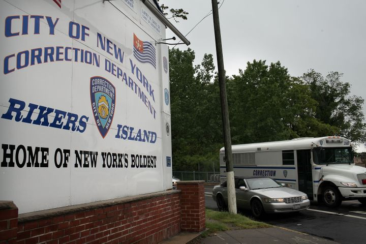 People incarcerated at Rikers Island are worried they will die in jail from COVID-19.