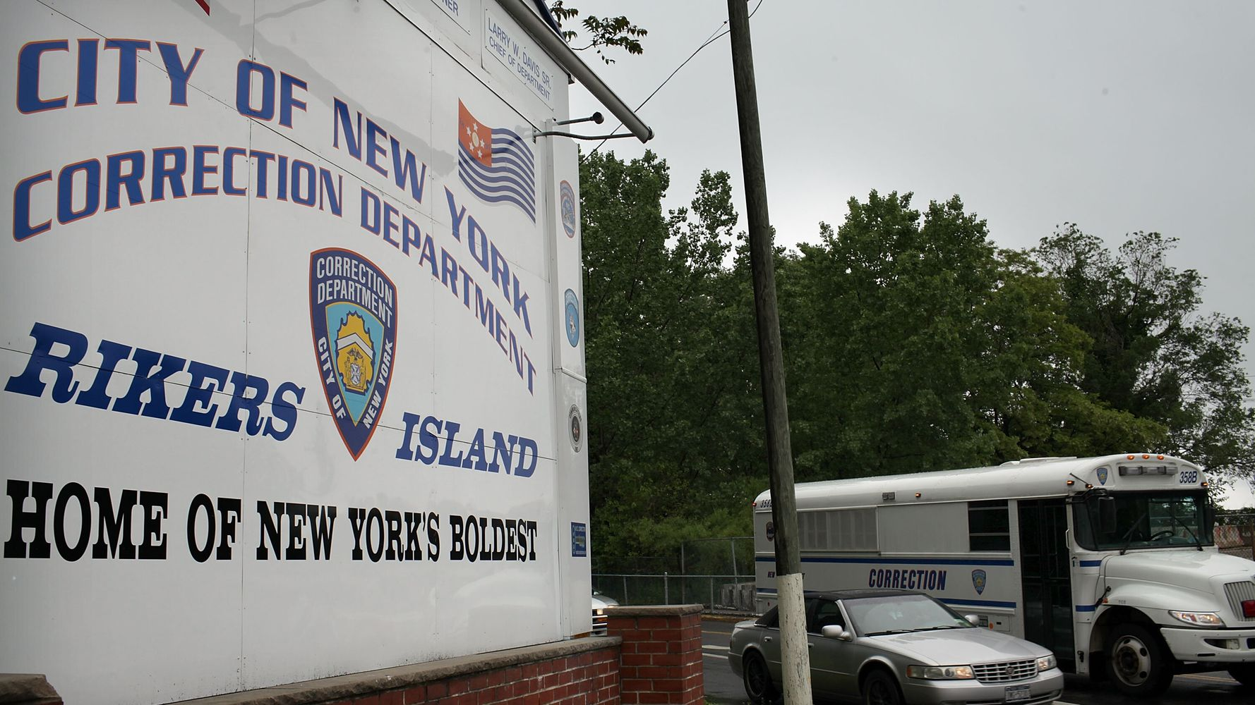 Prisoners At Rikers Say It's Like A 'Death Sentence' As Coronavirus Spreads