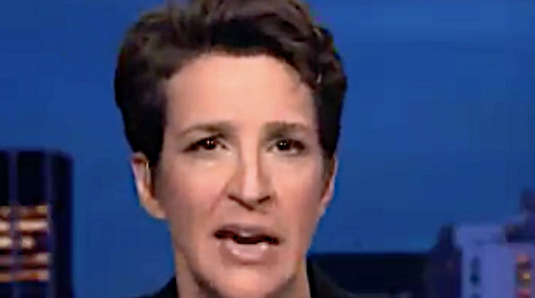 Rachel Maddow Burns Trump Down After He Tweets Her Clip With Thanks