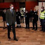 Indignación por lo que se ve en esta imagen del rey Felipe en IFEMA: mira a la derecha de la